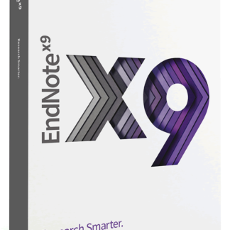 EndNote X9 Upgrade from X7 or X8